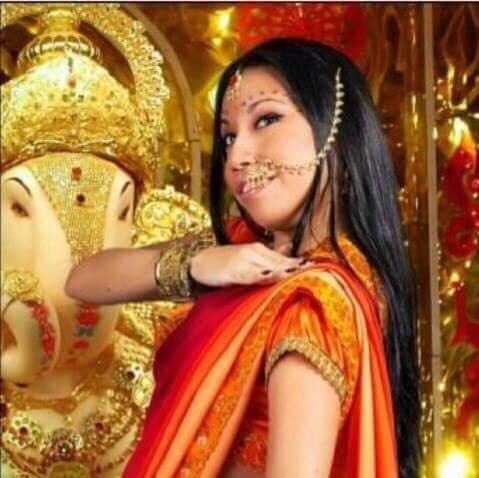 Bollywood de mano de Johanna Torres