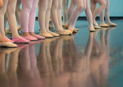 Pre ballet