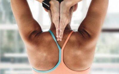 Ejercicios centrados en la musculatura de la espalda