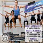 El jumpilates sistema de entrenamiento aerobio y de tonificación