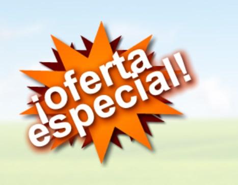 ¡OFERTA DE LANZAMIENTO EN SEPTIEMBRE!